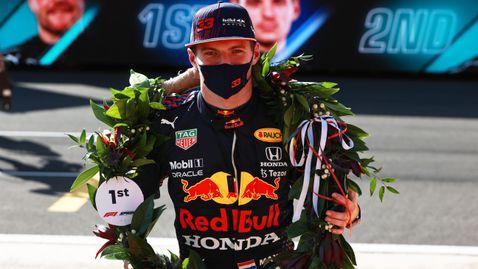 Верстапен недоволства от начина, по който спечели полпозишъна си за Гран При на Великобритания