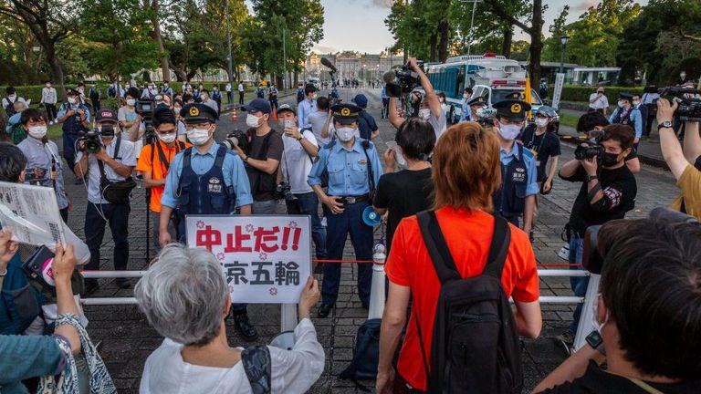 87% от японците се опасяват от още по-голямо разпространение на коронавирус след Токио 2020