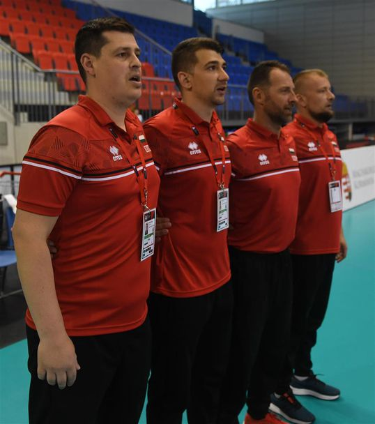 Малък финал на Евроволей U16: България - Турция 3:2 🏐