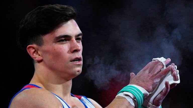 Артур Далалоян няма да участва на прескок и на земя на Игрите в Токио заради контузия