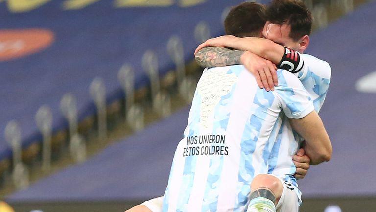 Вратарят на Аржентина: Бих дал живота си за Меси