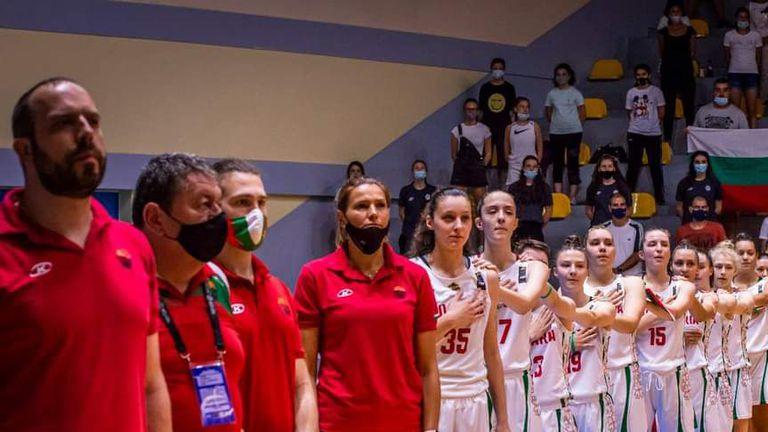България приключи участието си в София с поражение