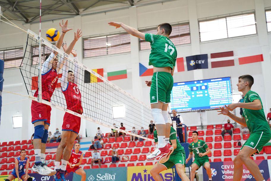 България U17 завърши 5-а на Европейското след реванш срещу Сърбия