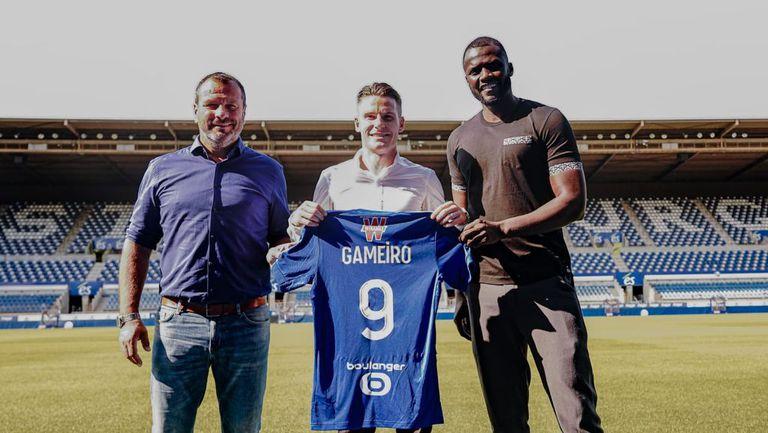 13 години по-късно, Гамейро се завърна в Страсбург
