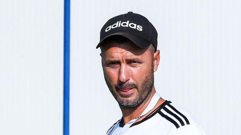 Радослав Бачев: Целта е в Пирин 2 да обиграваме младите играчи