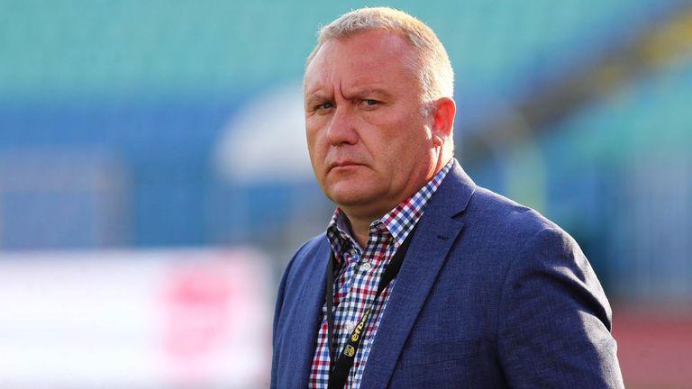 Николай Киров: Най-важните неща от този мач са - чистата мрежа и трите точки