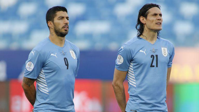 Кавани и Суарес с повиквателни за националния отбор