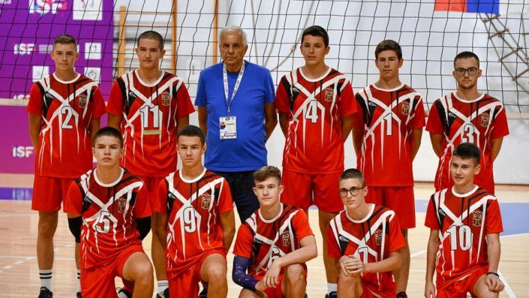 България спечели шампионската титла на световното ученическо в Сърбия 🏐