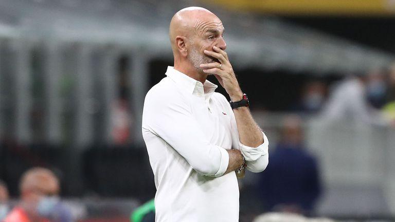 Пиоли потвърди, че Ибрахимович и Жиру няма да играят срещу Ювентус