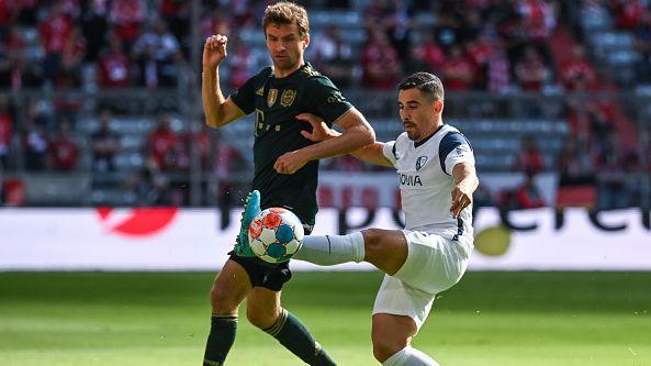 Байерн (Мюнхен) разби Бохум със 7:0