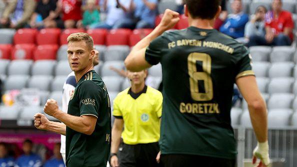 Втори гол на Кимих и 6:0 за Байерн срещу Бохум