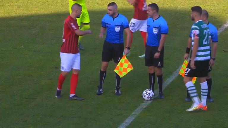 ПП Черно море - Локомотив (София) 1:0
