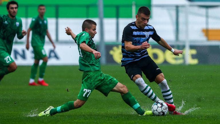 U19 Витоша (Бистрица) - Черно море 0:3
