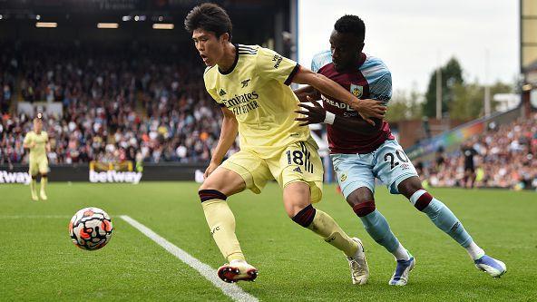 Бърнли - Арсенал 0:1
