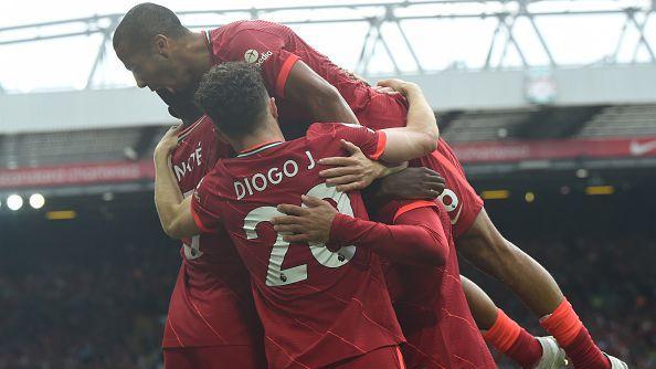Ливърпул победи без проблеми Кристъл Палас с 3:0