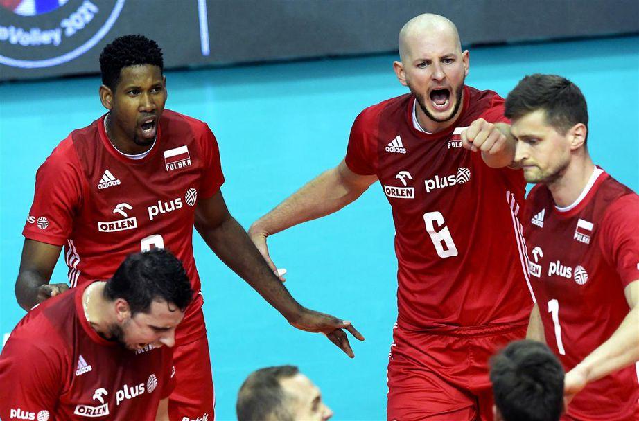 Полуфинал №1 на Евроволей 2021: Полша - Словения 🏐