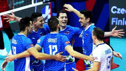 Словения отново разплака Полша и е на финал на Евроволей 2021🏐