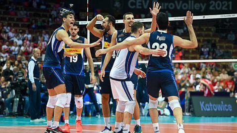 Сърбия - Италия 1:3