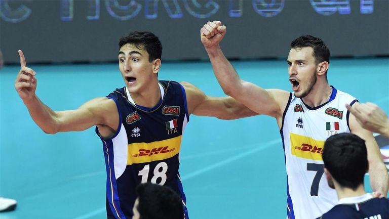Италия детронира Сърбия и е на финал на Евроволей 2021🏐