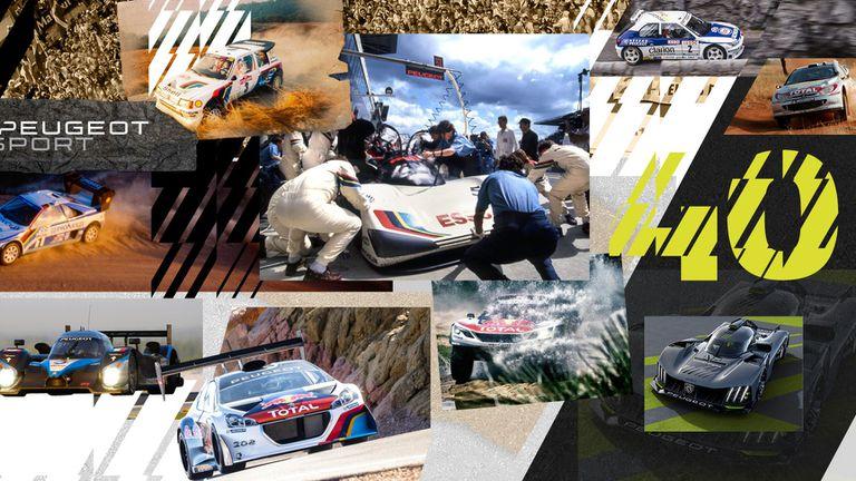 Peugeot Sport чества 40 години иновации и успехи