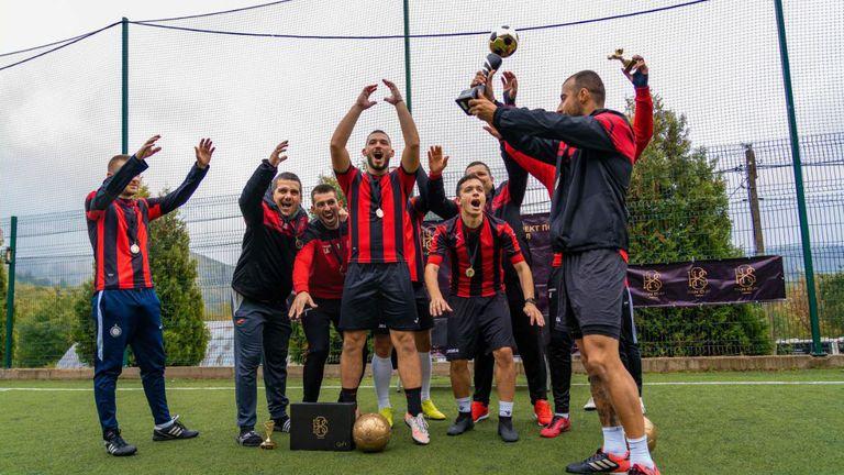 Епъл триумфира в първия квалификационен турнир от H8S Fan Cup