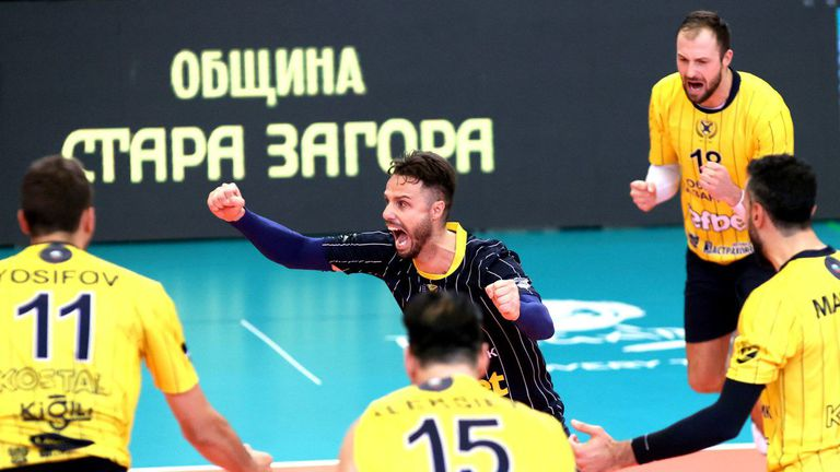 Теди Салпаров: Тази купа я посвещавам на Теодор Тодоров! След много тежък първи гейм за нас, успяхме да победим