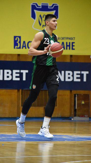 Лека контузия тормози талант на Черно море