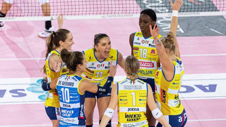 Силна Христина Вучкова, Конеляно с втора поредна победа в Италия