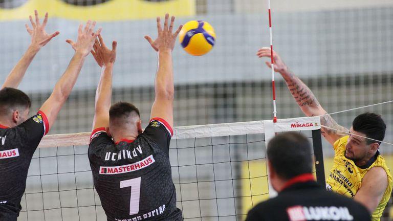 Волейболната Суперлига на България започва днес