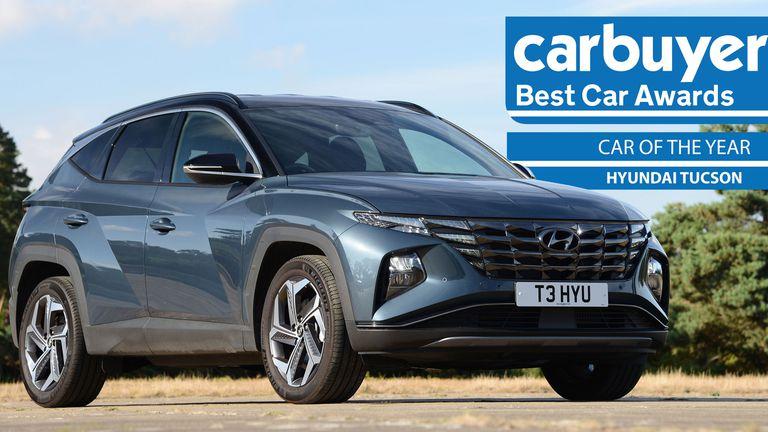 Hyundai обра наградите с Tucson, IONIQ 5 и i20 N