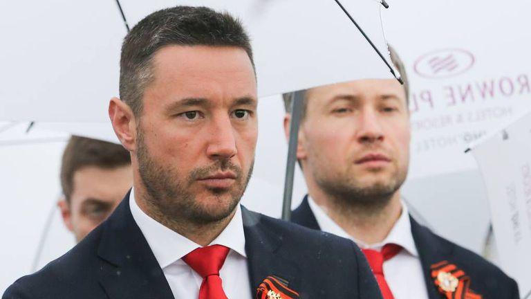 Иля Ковалчук ще бъде генерален мениджър на руския хокеен отбор на Олимпиадата в Пекин