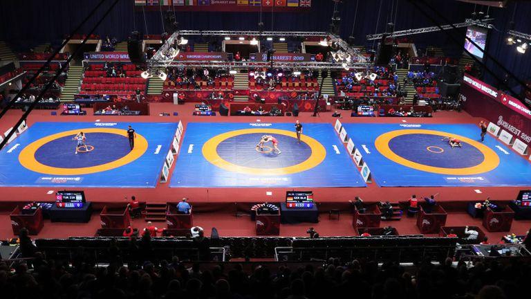 Повече от 300 борци на международния турнир по свободна борба в Тараклия
