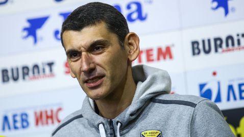 Александър Попов: Целият град работи за успеха на отбора (видео)