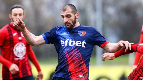 Два гола на Сандев и 1:1 за старт в Радомир