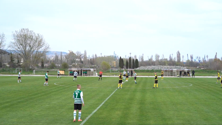 (U19) Черно море - Ботев (Пловдив) 0:0