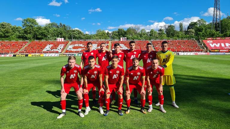ЦСКА-София победи Берое при U19