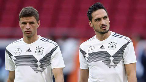 Ето играчите, с които Германия ще атакува европейската титла