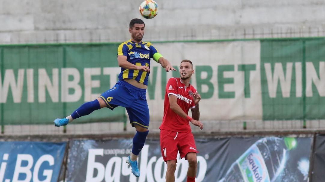 Севлиево с очакван успех срещу Академик