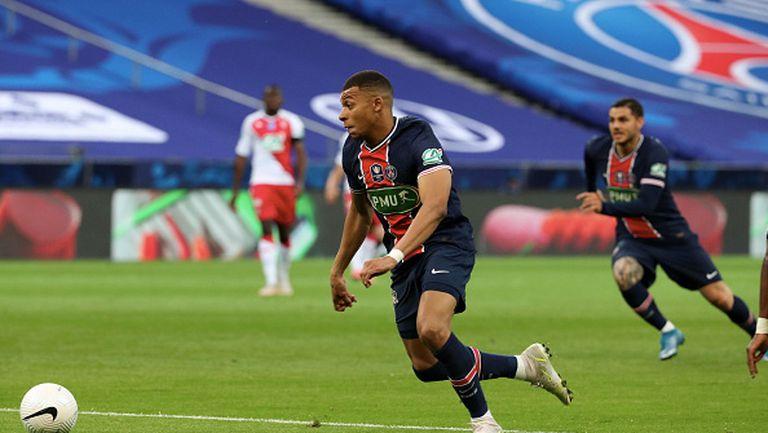 ПСЖ надви Монако с 2:0 и спечели Купата на Франция