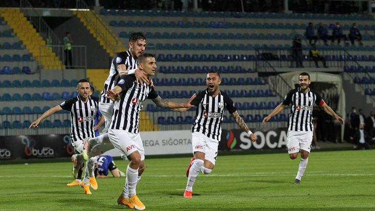 Видео: Ахмед Ахмедов вкара гол за историята