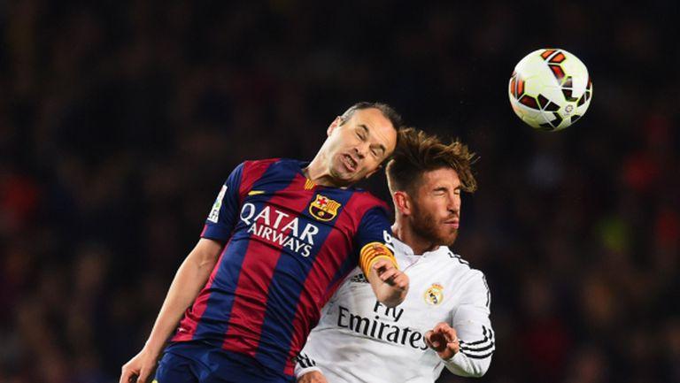 Серхио Рамос за евентуалния си трансфер в Барселона