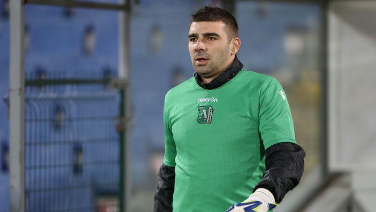 Палермо се нареди на опашката за Владо Стоянов