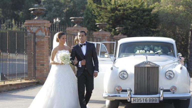 Уикенд на сватбите в Испания - Педро, Ракитич, Йоренте, Варан минаха под венчилото (галерия)