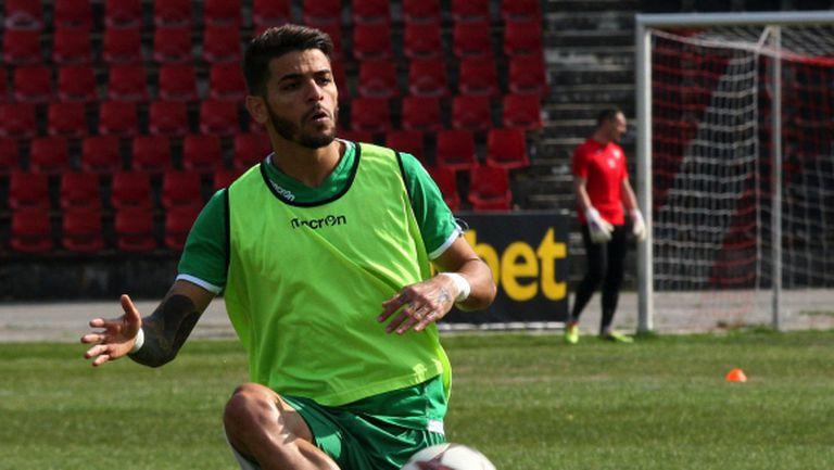 Лудогорец продаде Жуниор Кайсара - трансферът е рекорден за България
