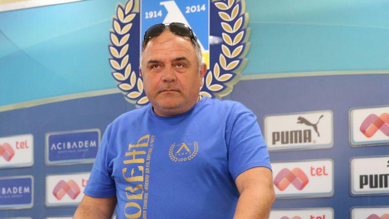 Владимир Владимиров се оттегля от председателския пост на НКП