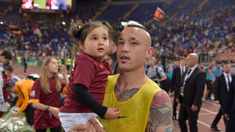 Феновете на Рома избраха Наинголан за №1