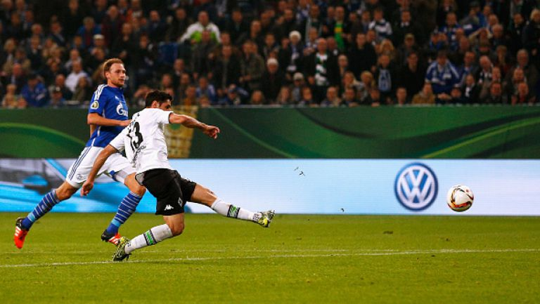 Шалке 04 - Борусия (Мьонхенгладбах) 0:2