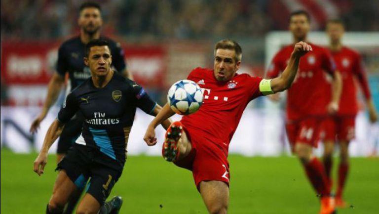 Байерн (Мюнхен) - Арсенал 5:1