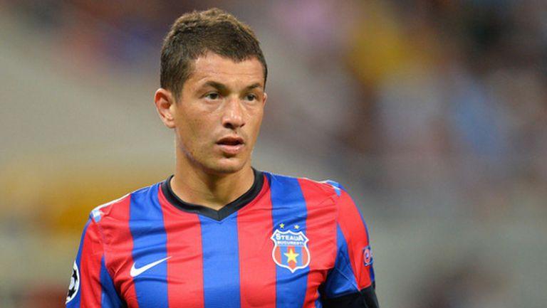 Футболист на Стяуа подписа с Лудогорец, ще взима огромна заплата, бонуси и пари на ръка