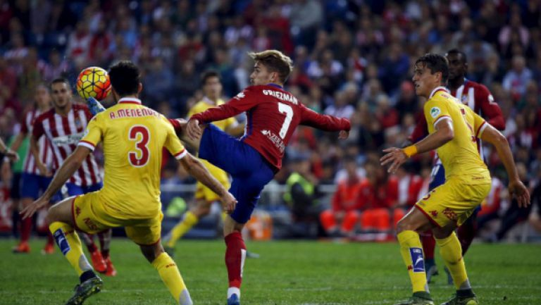 Атлетико Мадрид - Спортинг Хихон 1:0